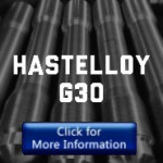 Hastelloy Fasteners - Alloy G30