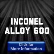 Inconel alloy 600