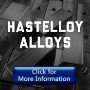 hastelloy alloys