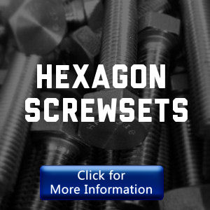 hexagon screwsets