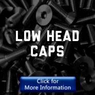 low head caps