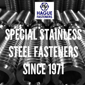 Special Stainless Steel Fasteners