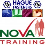 Hague Fasteners and NOVA Training Engineering Apprenticeships