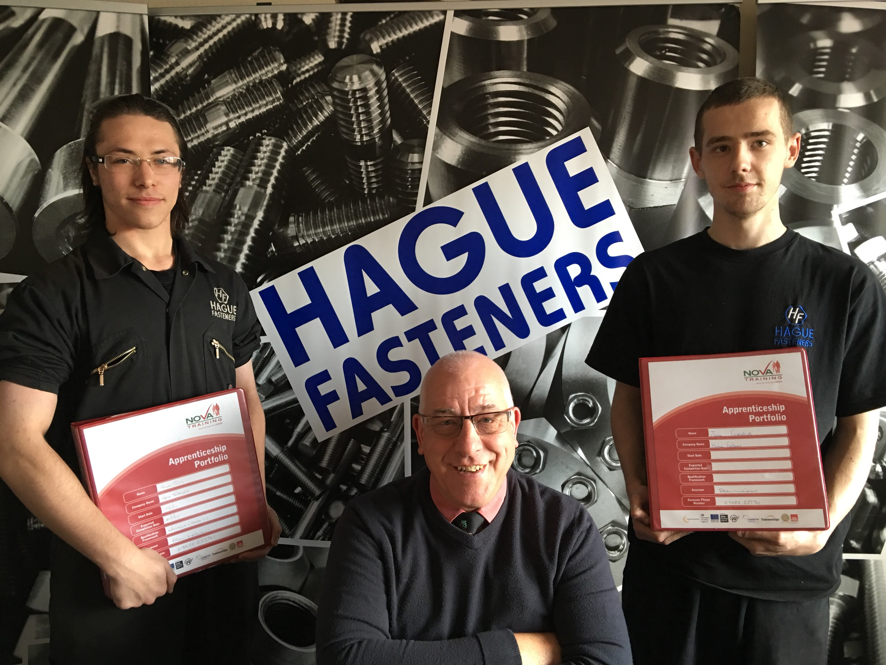 Hague Fasteners Engineering Apprenticeships