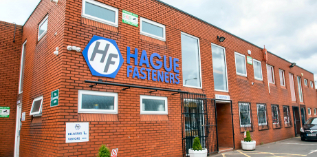 Hague Fasteners Contact -  Factory