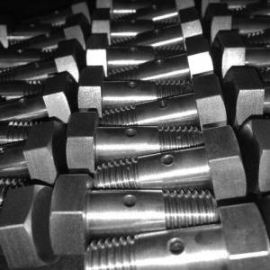 cross drilled bolts